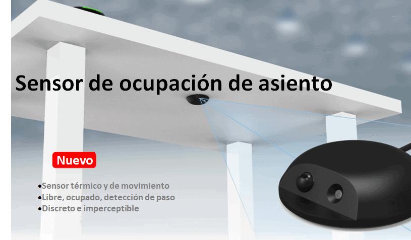 sensor de escritorio